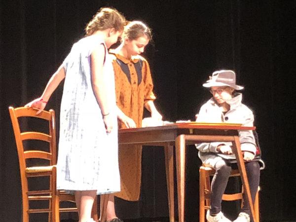 Amateur atelier Théâtre Fougères